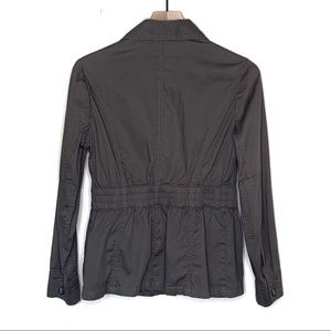 CAbi Jackets & Coats - Cabi Brown Utility Aviator Jacket #398 Size Small
